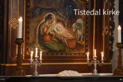 Påskehilsen fra Tistedal Kirke